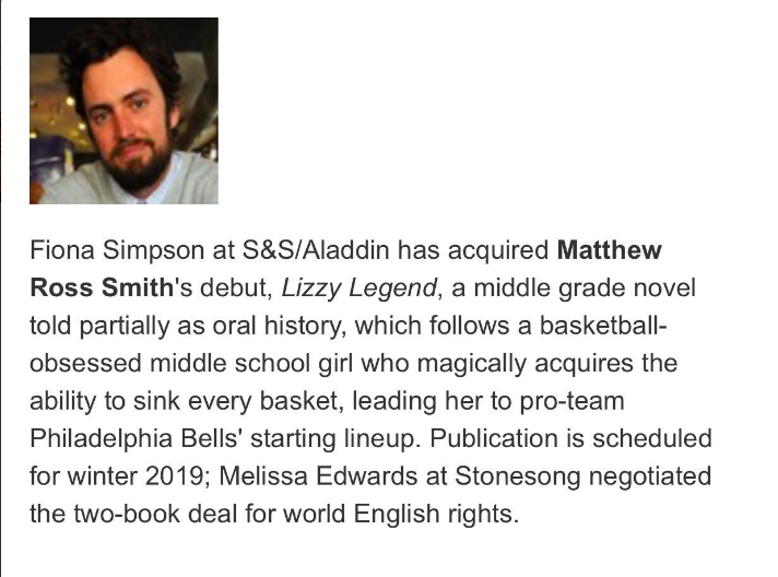 from Publishers Weekly